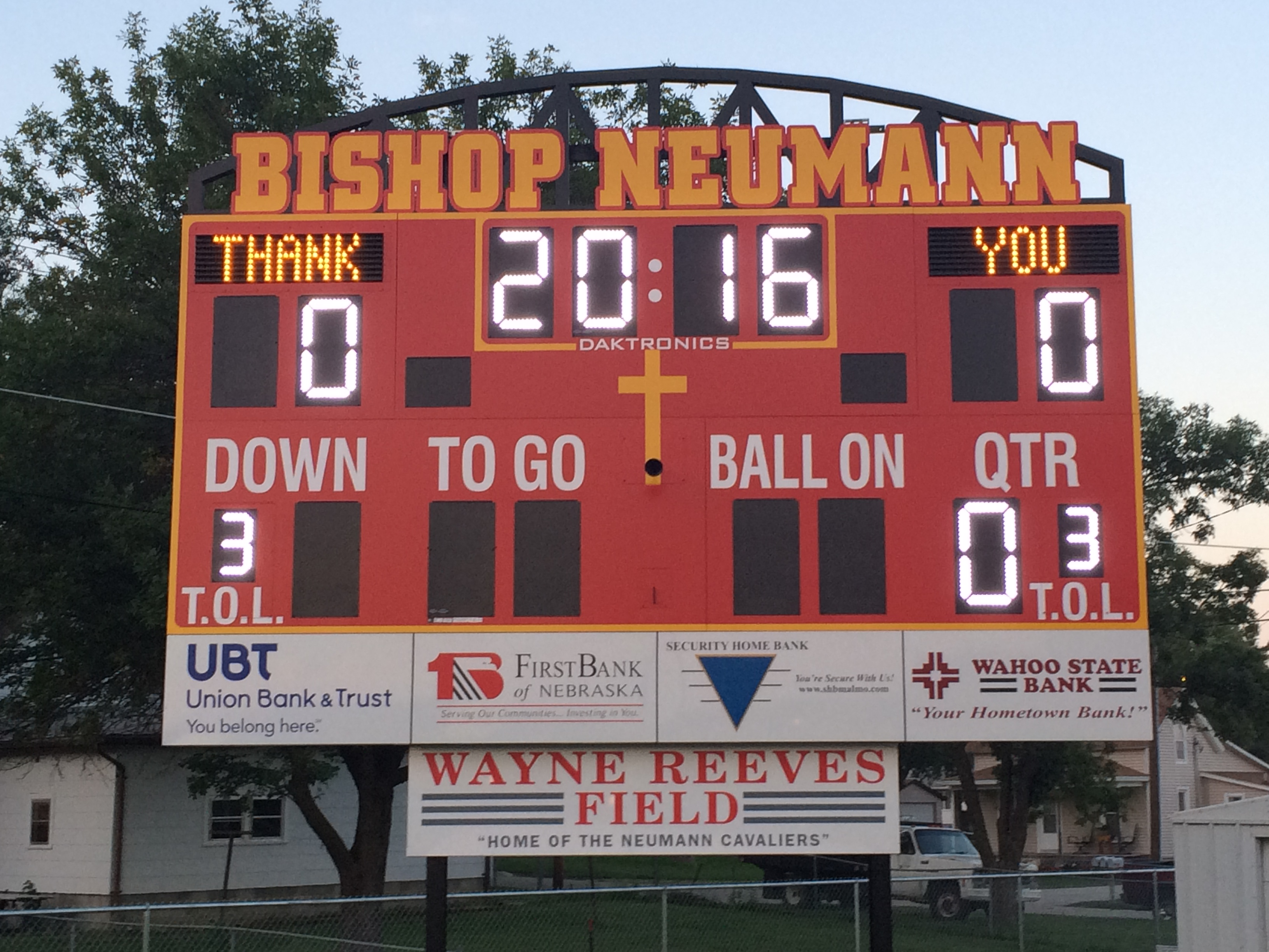 booster club on a roll this summer bishop neumann